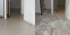 ניקיון בתים לאחר שיפוץ